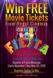 Win a Free Movie Tickets